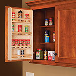 Century Door Mount Spice Rack