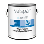 Valspar Waterborne Precatalyzed Lacquer