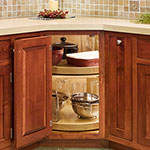 Century Components  Signature Series Wood Lazy Susan