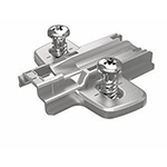 Hettich Sensys System 8099 mounting plate